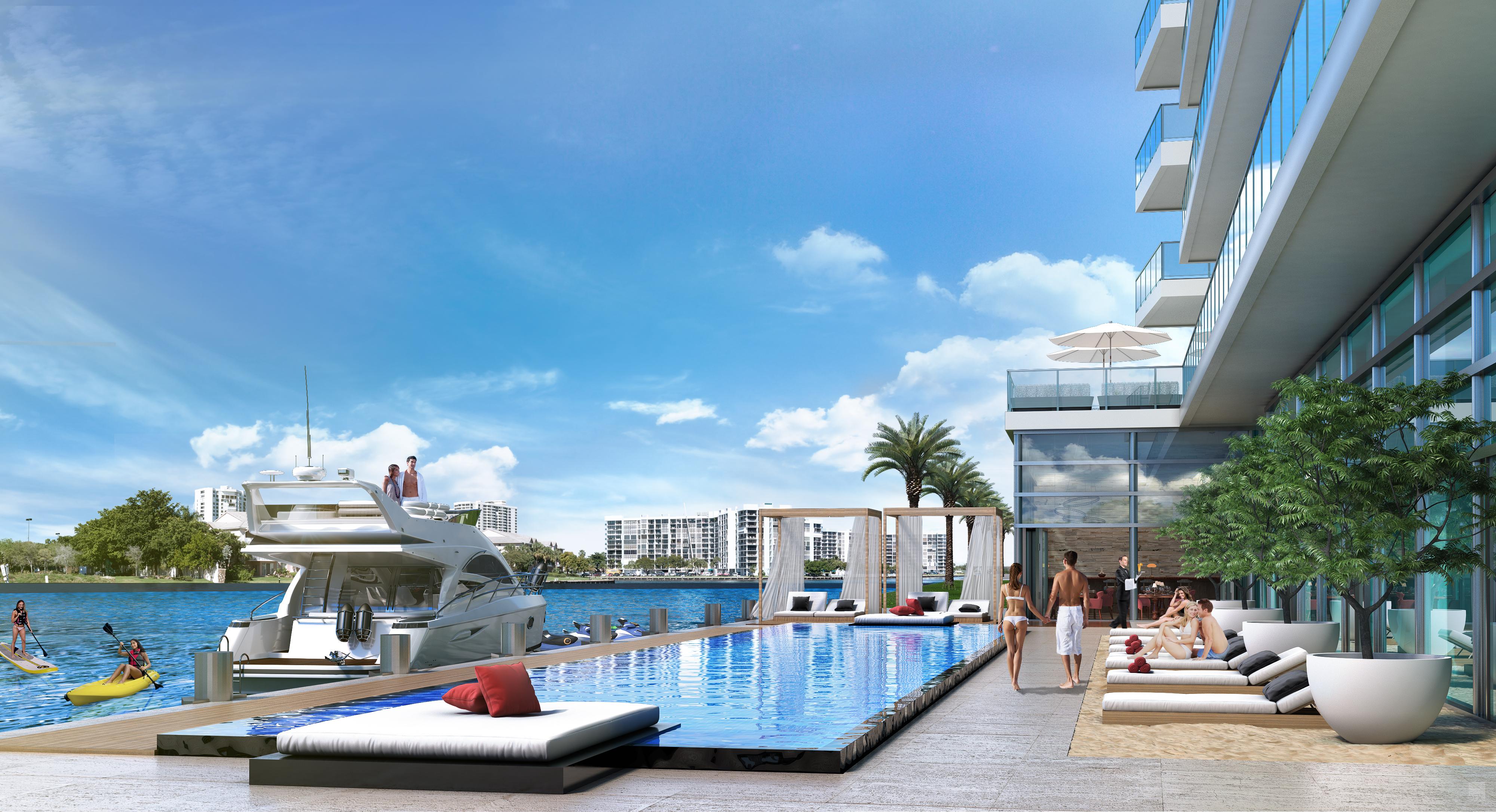 Hyde Beach Club South Beach